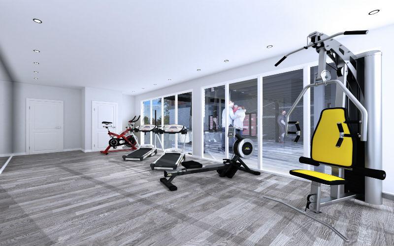 Gym | Salle commune
